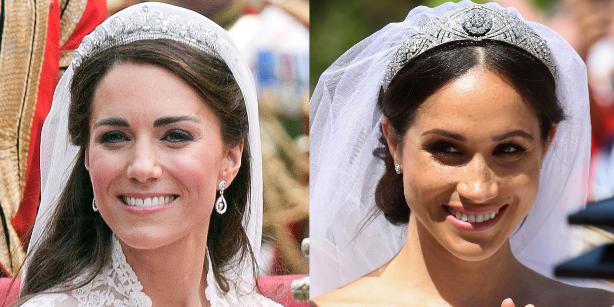 Why Catherine and Meghan wear tiaras – but Beatrice and Eugenie never do