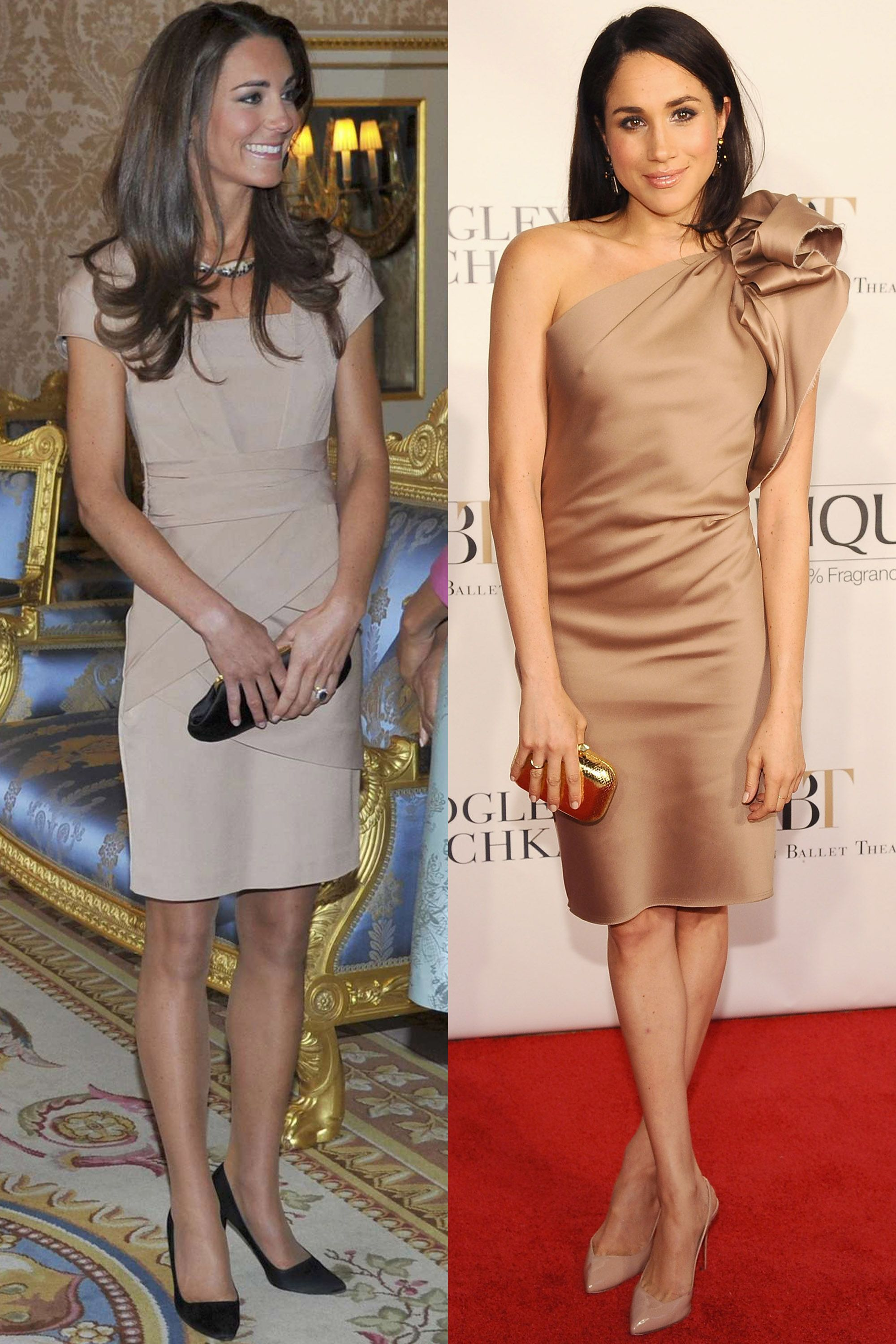 Kate Middleton and Meghan Markle\'s Matching Outfits - Kate Middleton ...