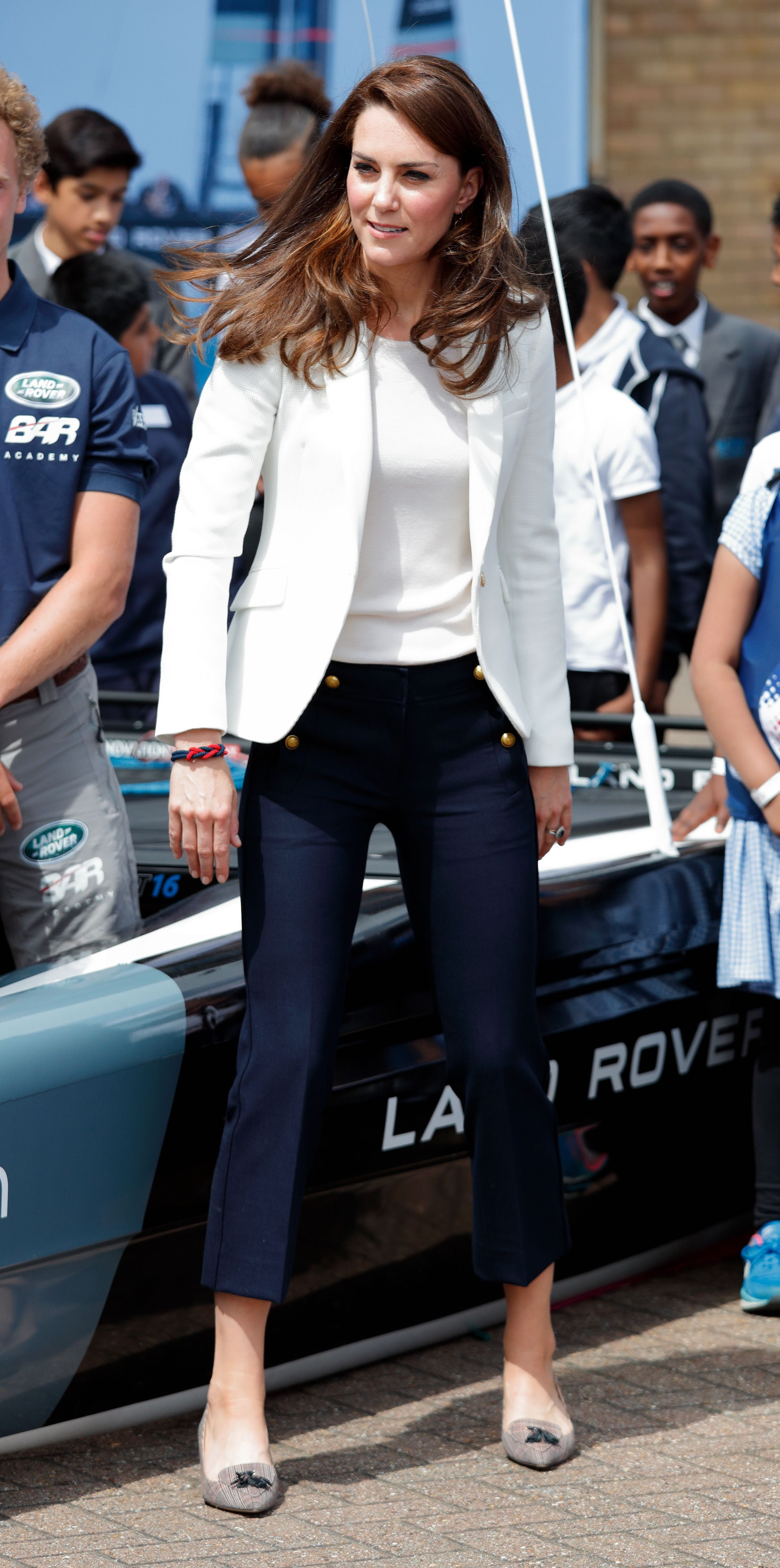 8f649c73ad Kate Middleton Jeans and Pants Outfits - Kate Middleton's Casual Outfits  and Style