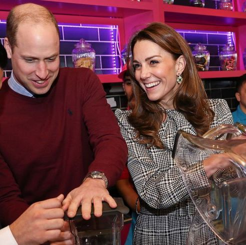 Kate & William 2020 Appearance