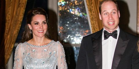 Royal Wedding Reception.How Kate Middleton And Prince William Spent The Royal Wedding Reception