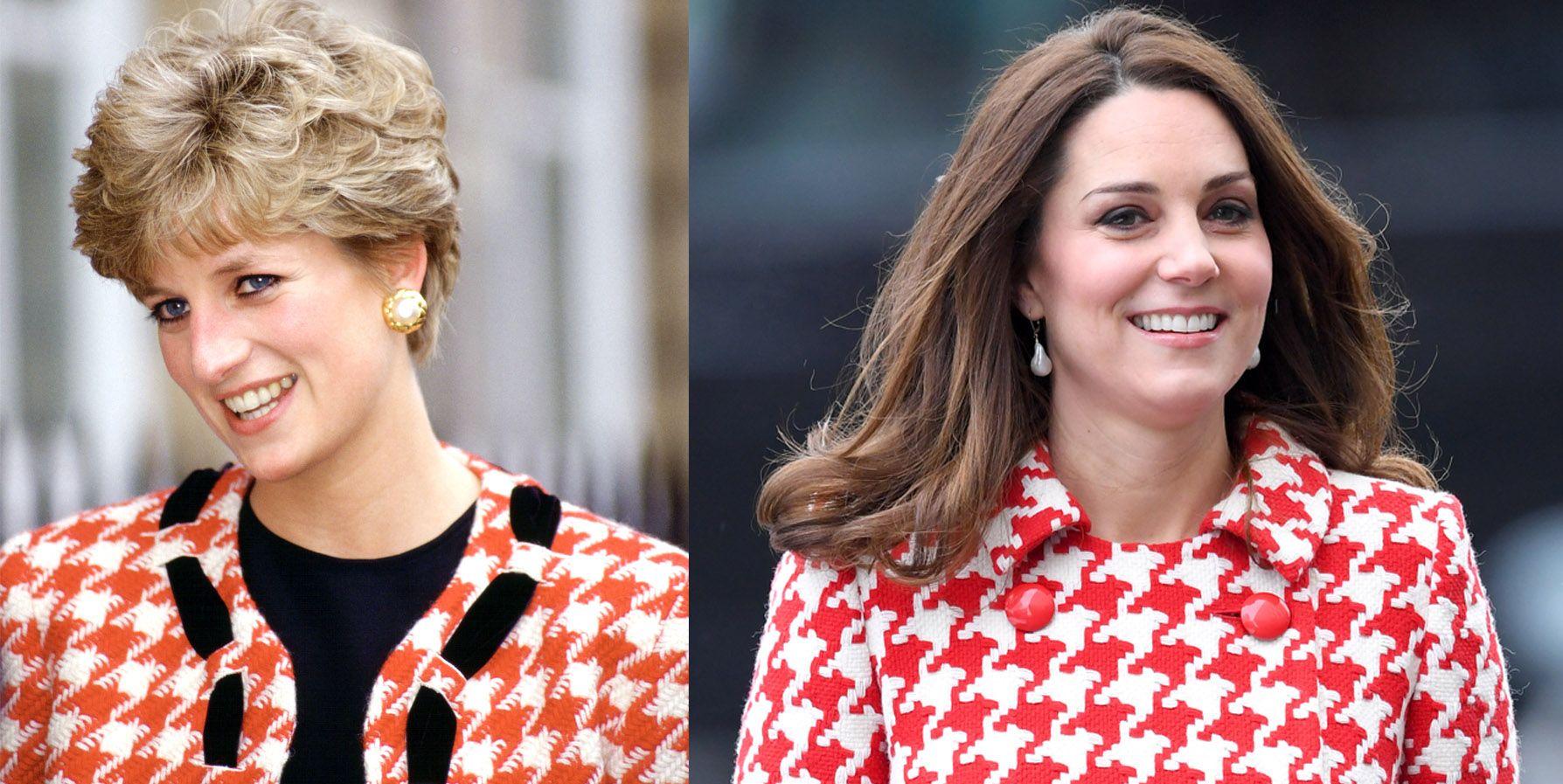 41 Times The Duchess of Cambridge Dressed Like Princess Diana