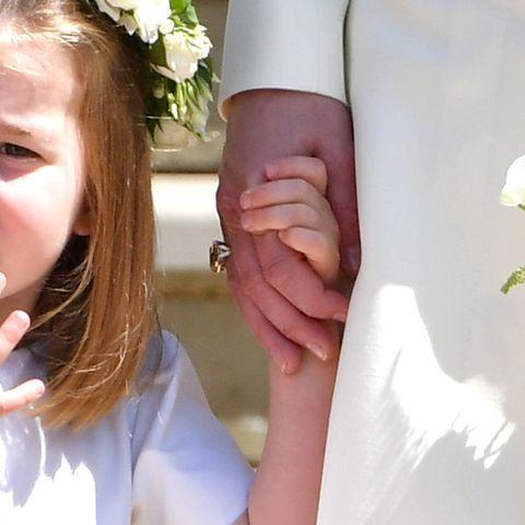Kate Middleton Wears a New Ring at Royal Wedding - Kate ...