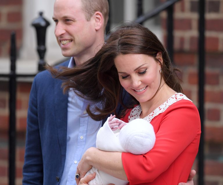 Baby Kate Und William Name