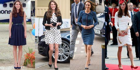 5aa9ac62 Kate Middleton Wears Short Dresses Like Meghan Markle
