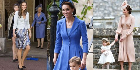 30c5131eb2f Why Kate Middleton Loves to Recycle Outfits for Other People s Weddings