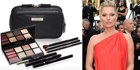 Product, Beauty, Eyebrow, Bag, Eye, Lip, Eye shadow, Material property, Fashion accessory, Cosmetics,