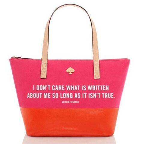 Kate Spade Dorothy Parker Bag
