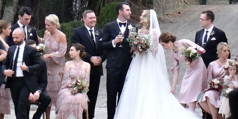Kate Upton Wore Sheer Naked Wedding Dress - See Kate Upton\'s Second ...
