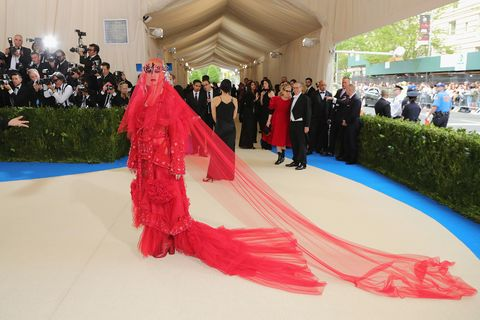 Image result for met gala 2017 katy perry
