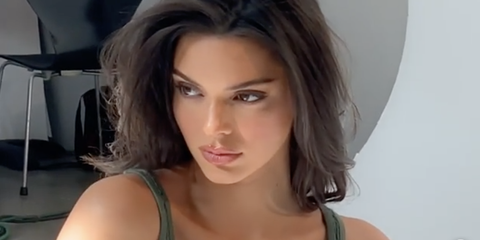 dd9732ab1d Kendall Jenner and Ben Simmons Flirt in the Comments of Her Bikini ...