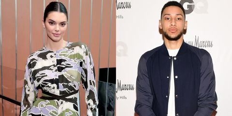 8c2453704db Did Kendall Jenner and Ben Simmons Break Up  - Kendall Jenner and Ben  Simmons  Relationship Dies Down