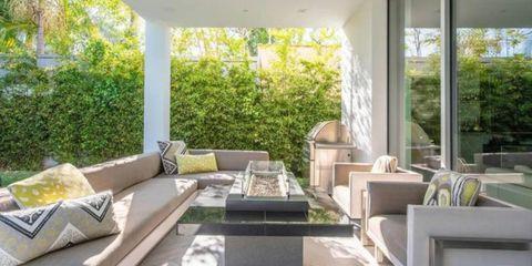 Property, Living room, Room, Interior design, Building, Home, House, Furniture, Real estate, Porch,
