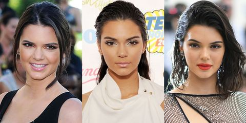 067cef0082 Kendall Jenner s Hair and Makeup Looks - Kendall Jenner s Beauty ...