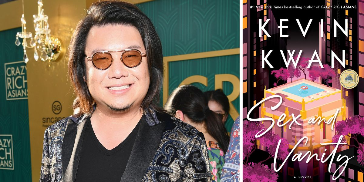 Crazy Rich Asians Author Kevin Kwan's New Book Will Also Be Adapted into a Movie