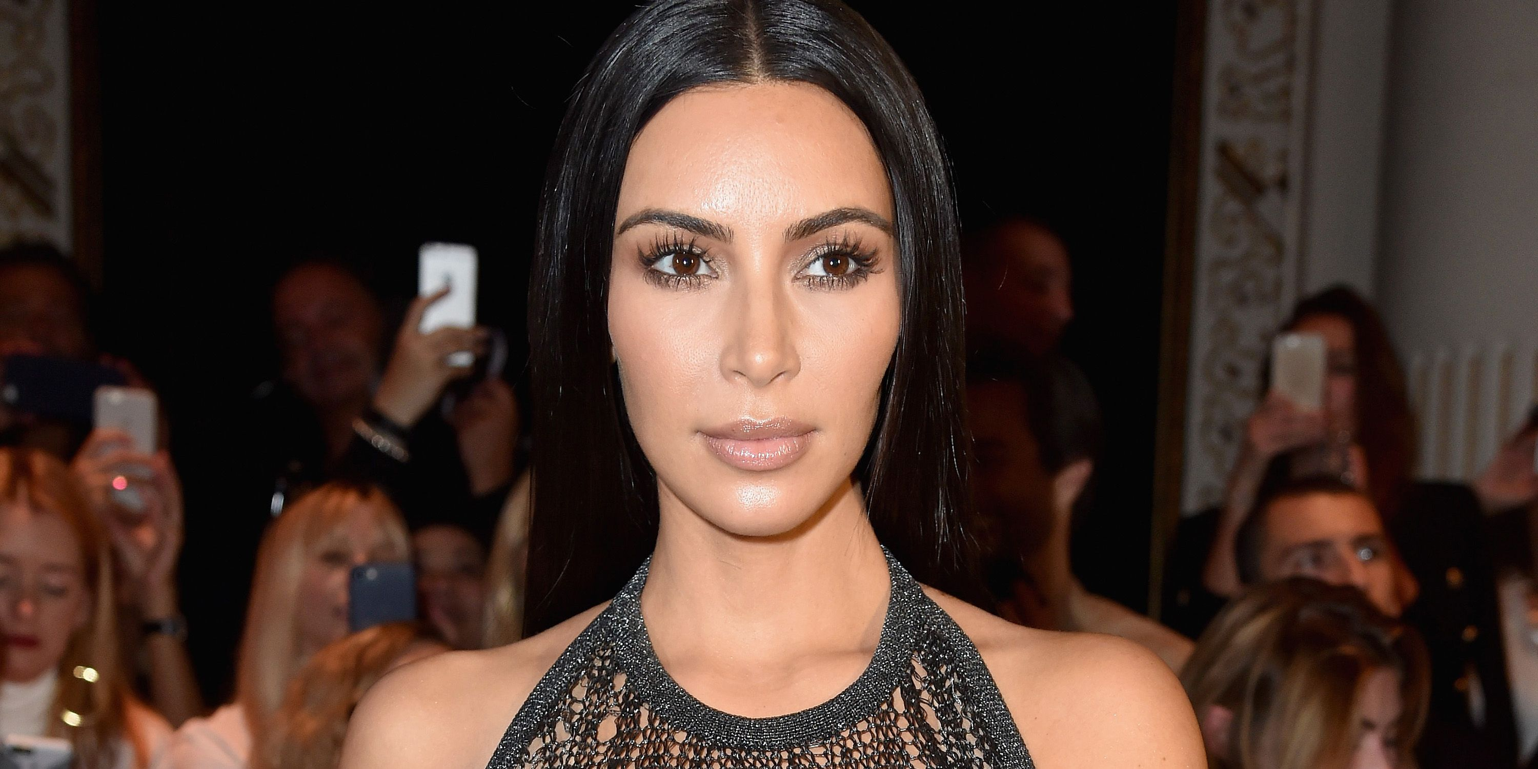 Kim Kardashian Responds to Rumors That Kylie Jenner Was HerSurrogate picture