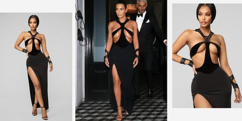 Is Kim Kardashian Helping Fast Fashion Sites Knock Off Her Designer Looks?