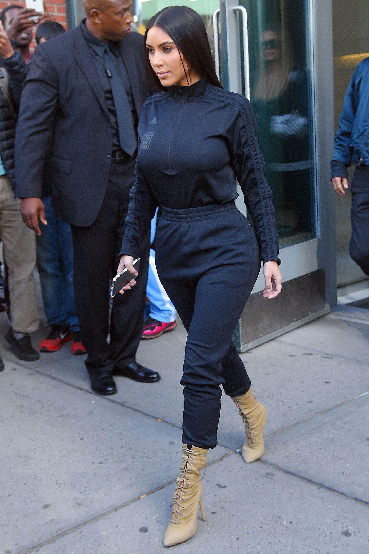 2821074ef6929 Kim Kardashian Style Transformation - Kim Kardashian Outfits