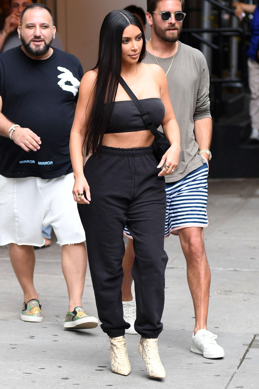 Kim Kardashian Style Transformation , Kim Kardashian Outfits