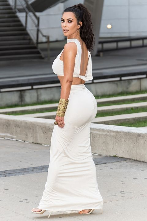 ebd89897ea7 Kim Kardashian Basically Recreated an Outfit from Three Years Ago ...