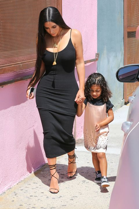 f36beebd192d North West Cutest Outfits - Pictures of North West s Best Fashion Looks