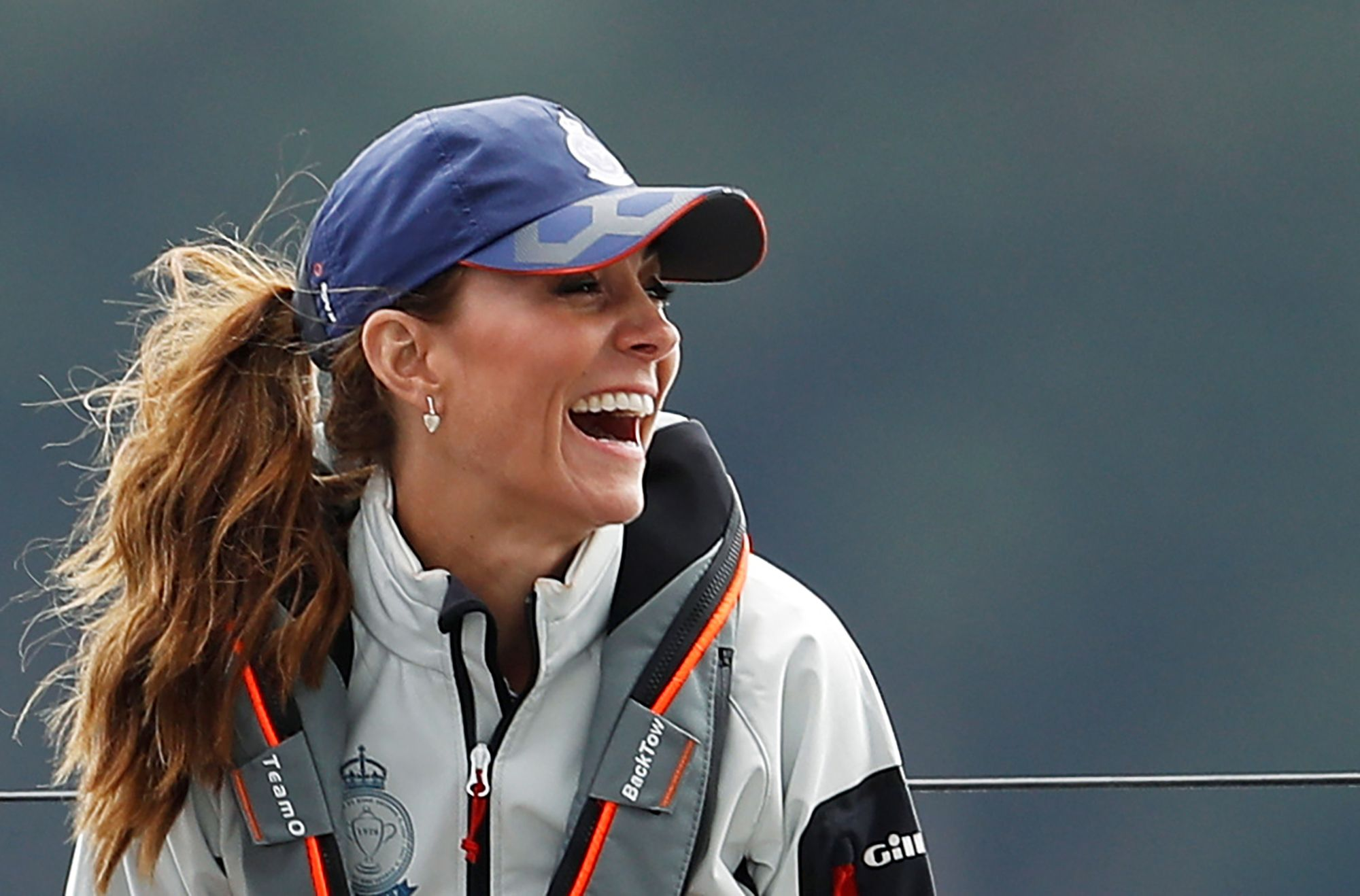 Kate Middleton and Prince William Race Against Each Other in the King's Cup Regatta