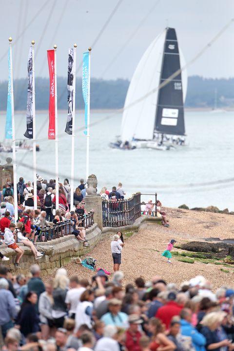 Crowd, Recreation, Sail, Watercraft, Sailing, Boat, Windsports, Sailboat, Sailing, Water sport,