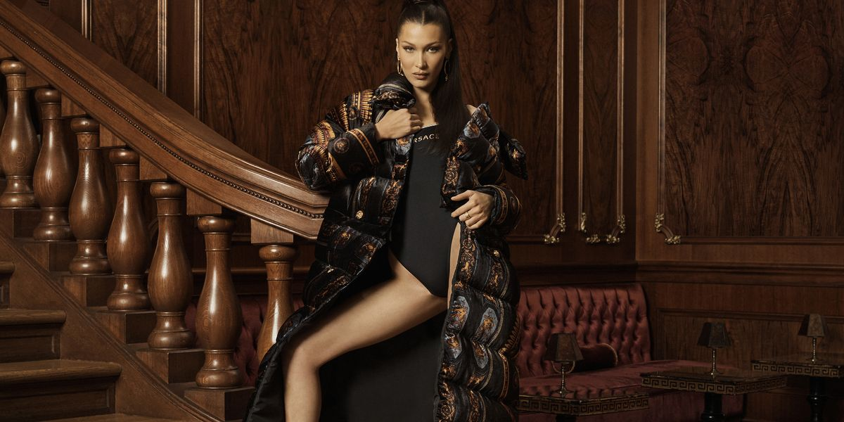 Streetwear Is Here To Stay Bella Hadid Is The New Face