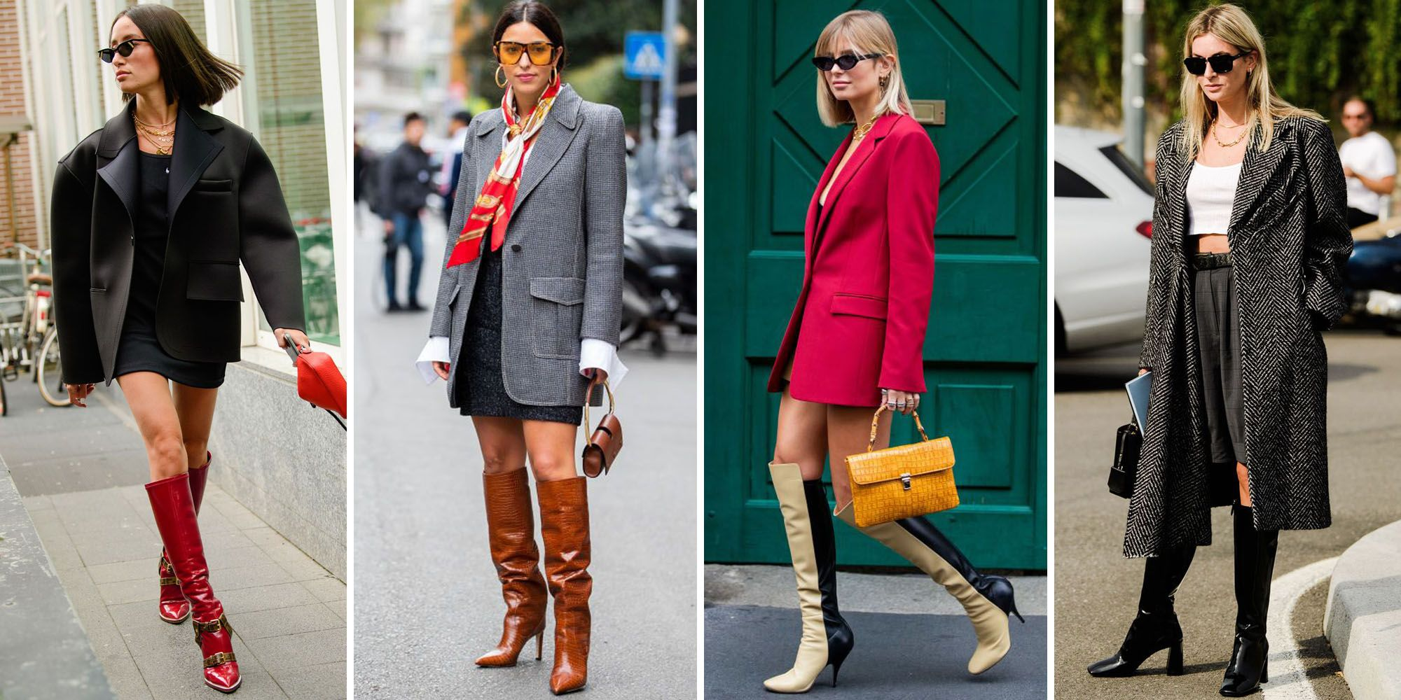 Knee High Boots Outfits , Shop Cute Knee High Boots