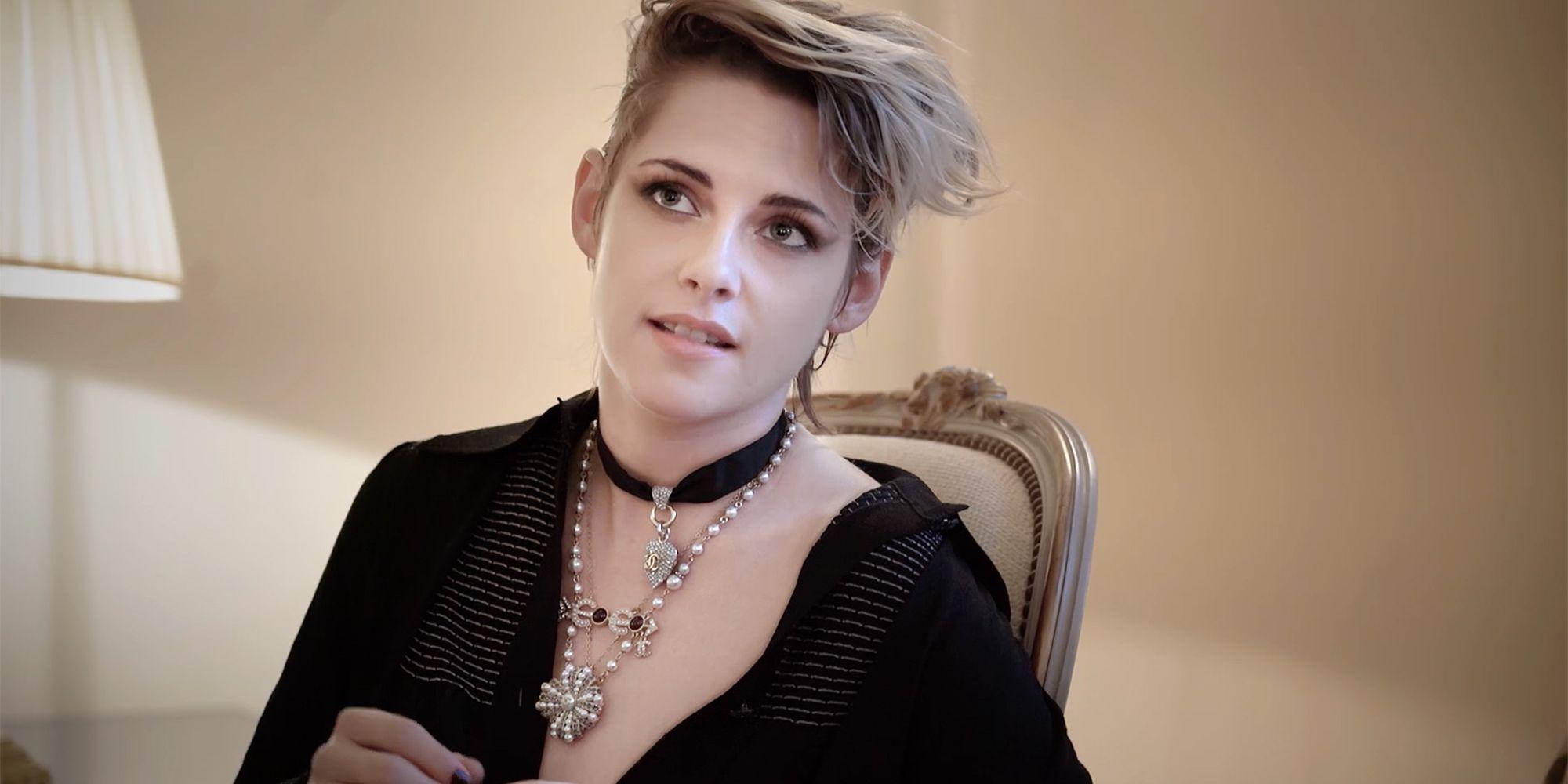 Kristen Stewart Gives a Rare Glimpse into the Mind of Virginie Viard, Chanel's Creative Director