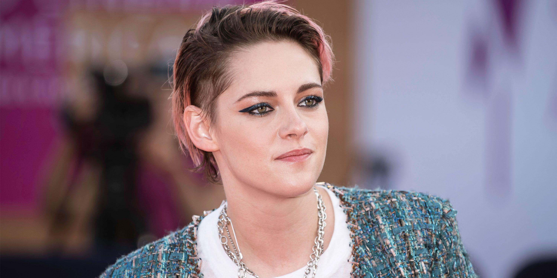 Kristen Stewart Just Dyed Her Hair Bubblegum Pink