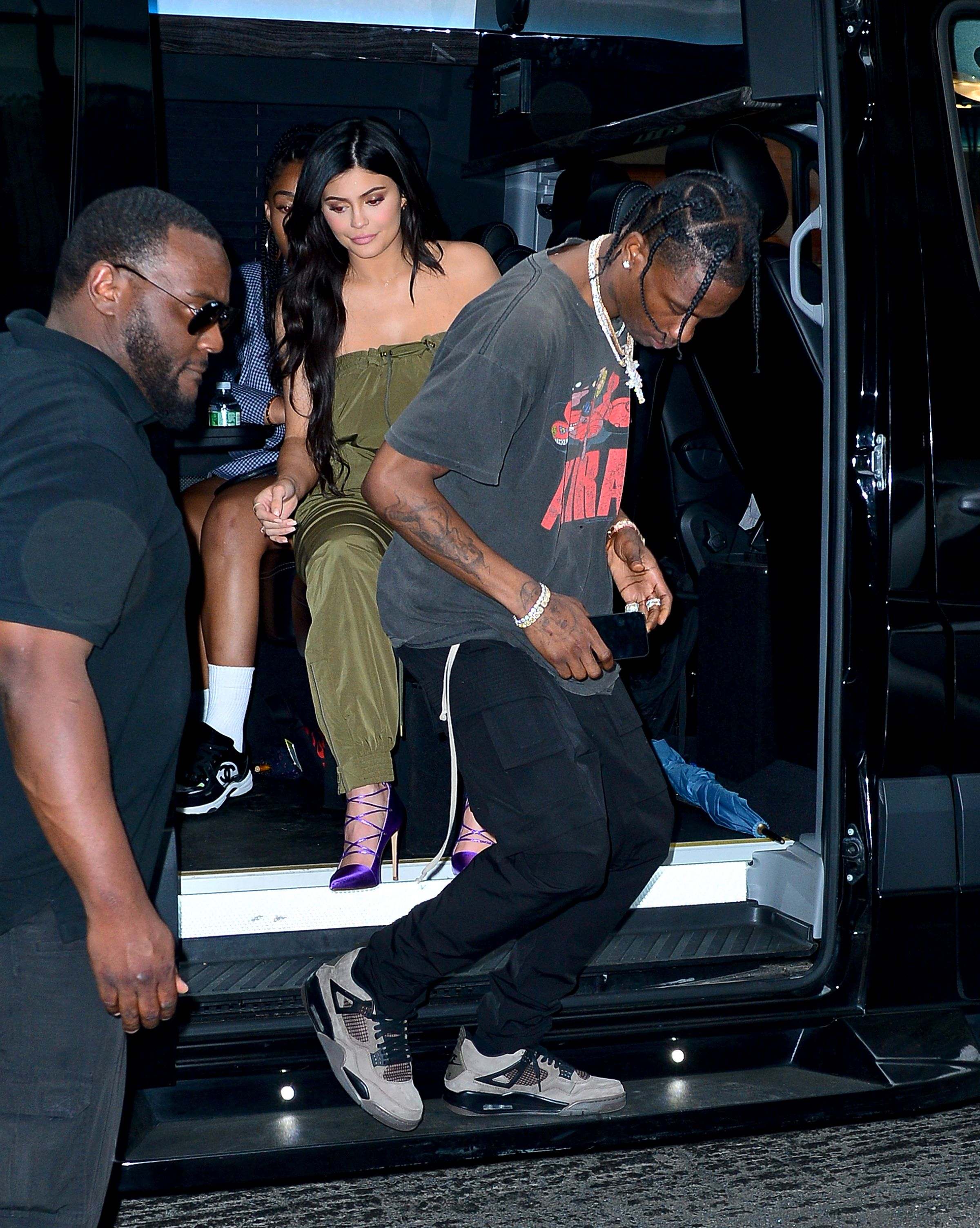 8ffea8716905d Kylie Jenner and Travis Scott Have A Date in NYC Before the Met Gala