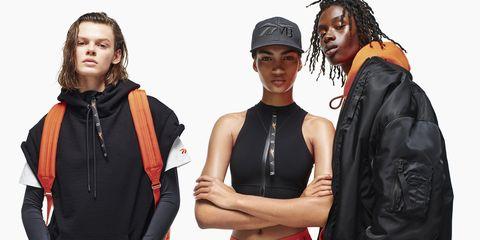Outerwear, Fashion, Jacket, Headgear, Hood, Dreadlocks, Cap, Style, Team, Fashion design,