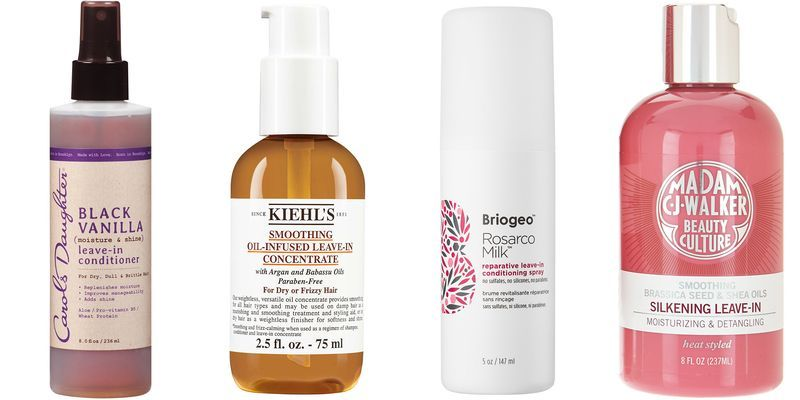 The Best Leave In Conditioners Leave In Conditioners For Fine
