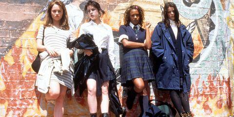 Fashion, Uniform, Event, Street fashion, School uniform, Style,