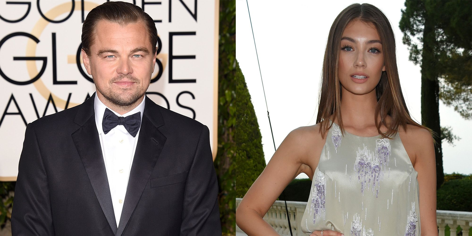 Leo DiCaprio's girl is new MS model