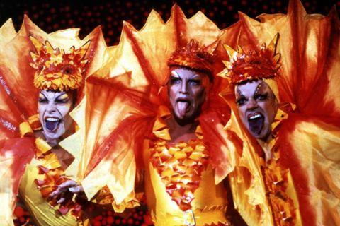 Fictional character, Mythology, Carnival, Supernatural creature,