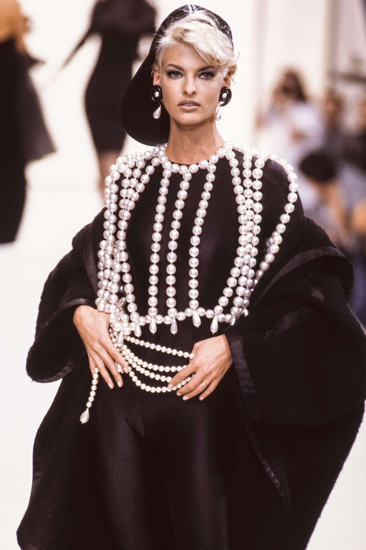 Linda Evangelista Styles A Model Journey