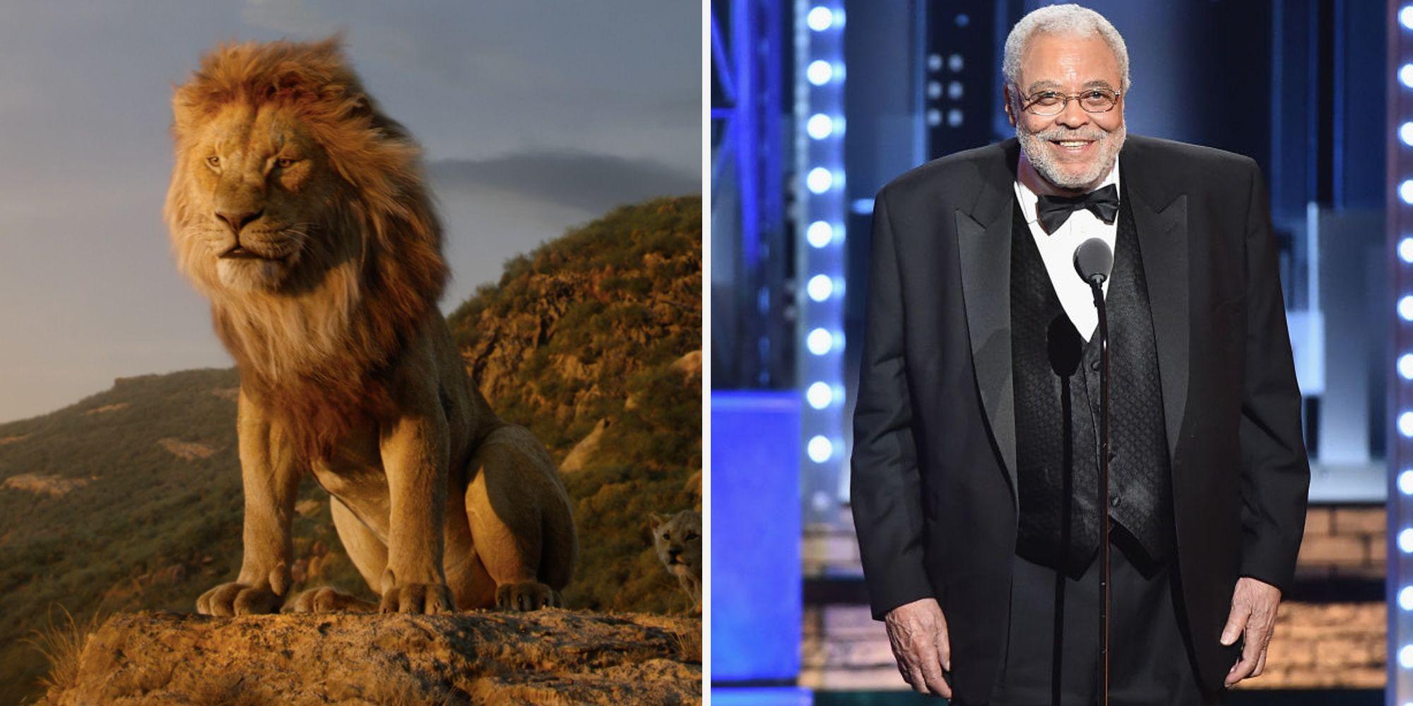 Lion King Live Action Full Cast List Lion King Remake