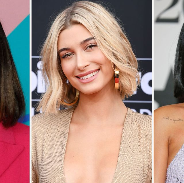 50 Bob And Lob Haircuts 2019 And 2020 Best Celebrity Bob Hairstyles