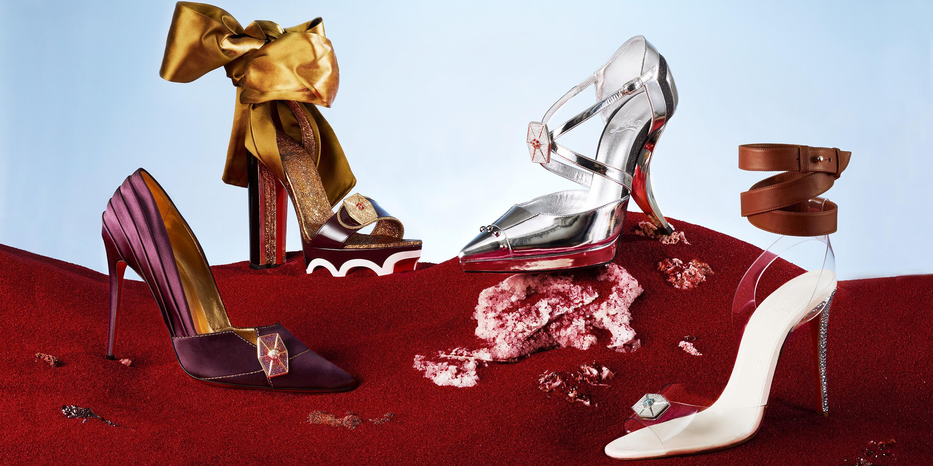 b53db8853d8 Christian Louboutin and Disney Collaborate on Star Wars Collection ...
