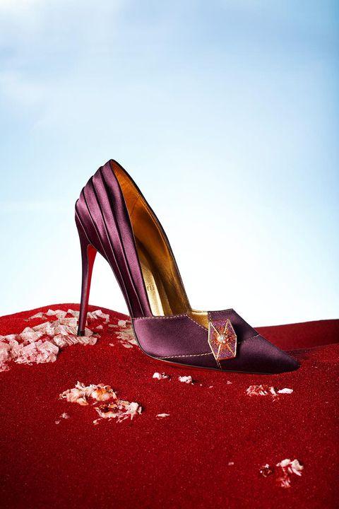 Footwear, Red, High heels, Basic pump, Shoe, Maroon, Carmine, Photography, Magenta, Court shoe,