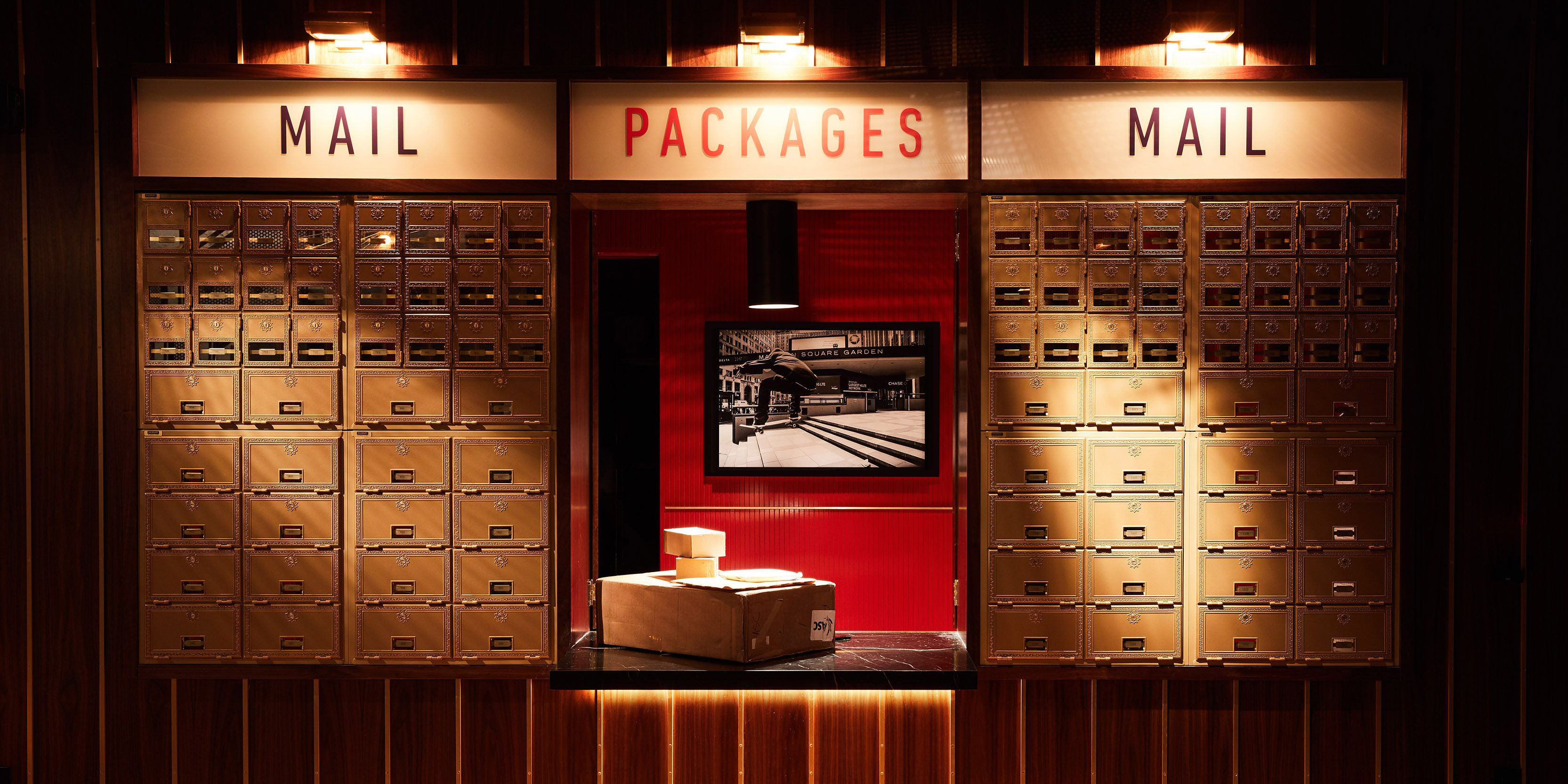 Mailroom Bar NYC - Mailroom Financial District