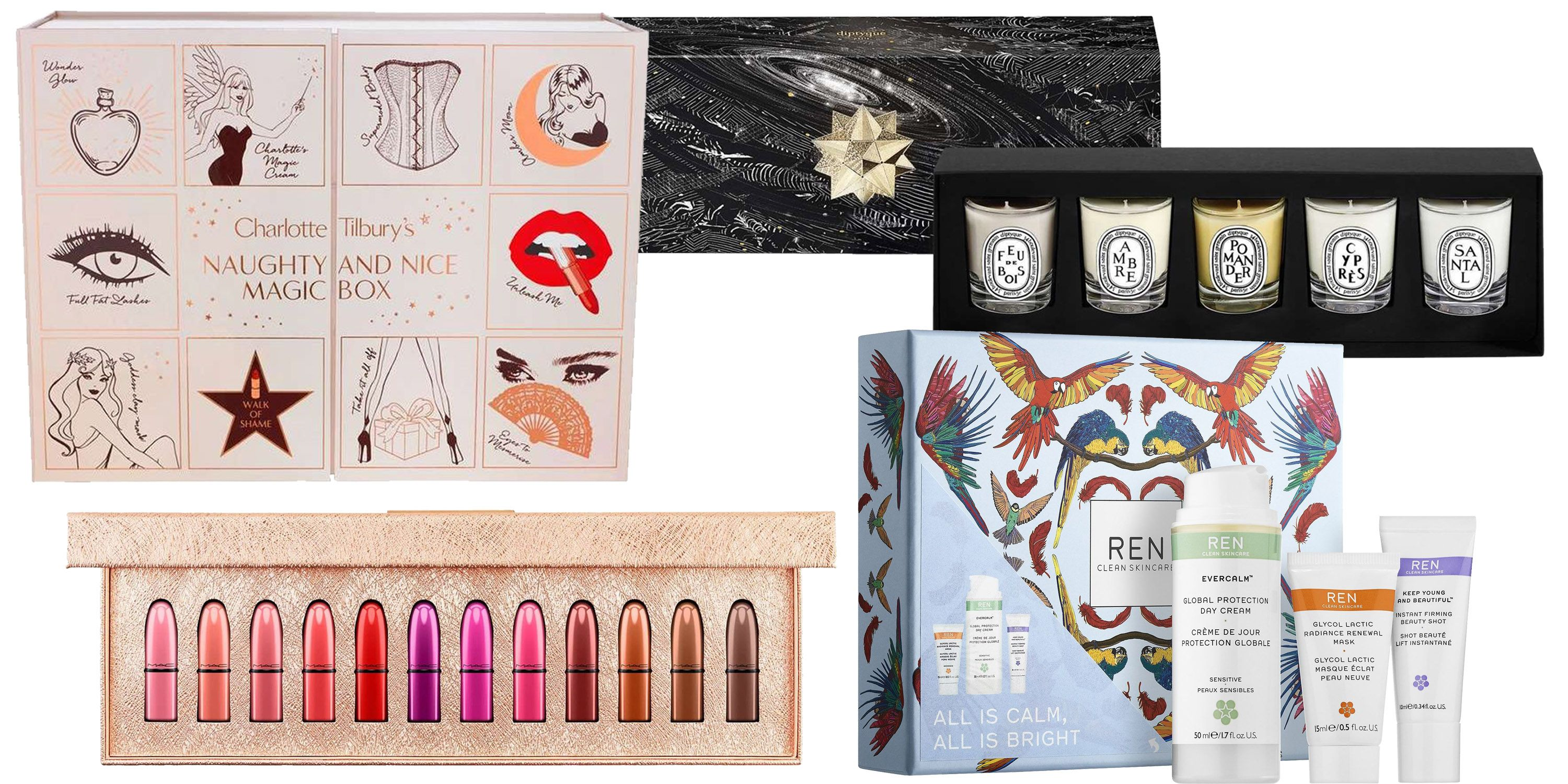 The Best Beauty Gifts for the 2017 Holidays