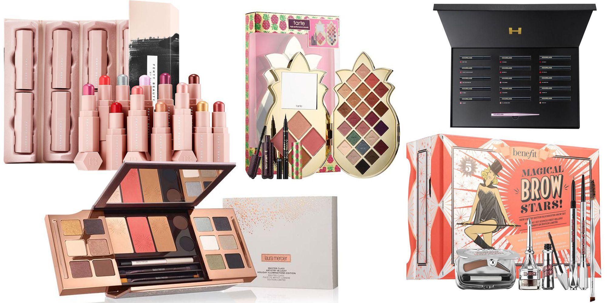 Christmas Makeup Gift Sets.20 Christmas Holiday Makeup Sets To Gift This Season Trending