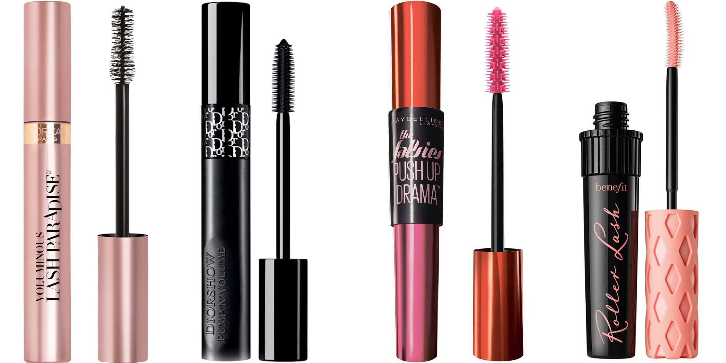 Top Drugstore and Luxury Mascara Reviews