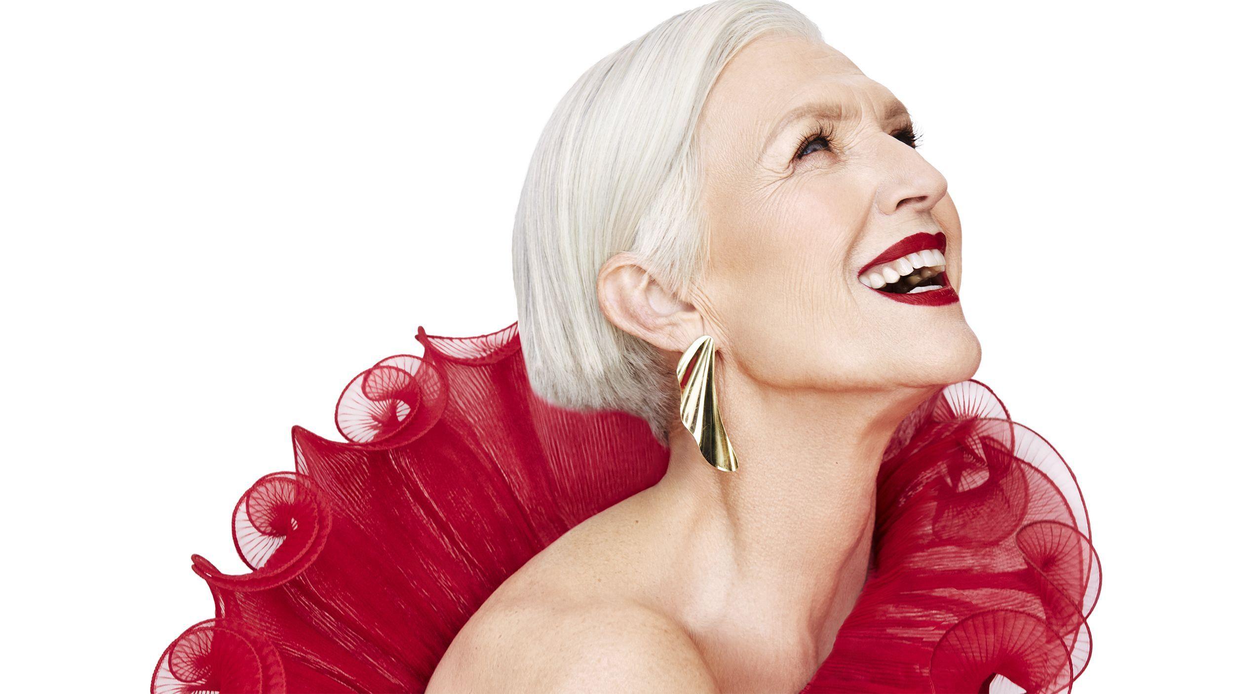 8 of the Most Stylish Ageless Women - Stylish Older Women