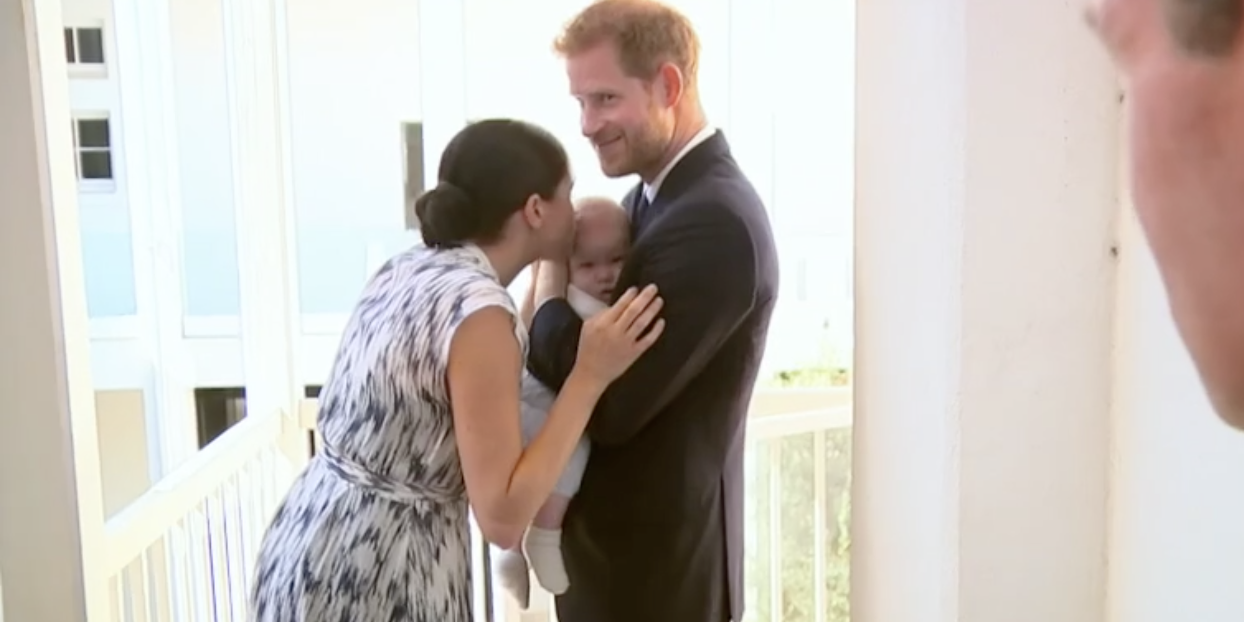 Meghan Markle Kisses Archie's Forehead in the Trailer for an Upcoming Documentary