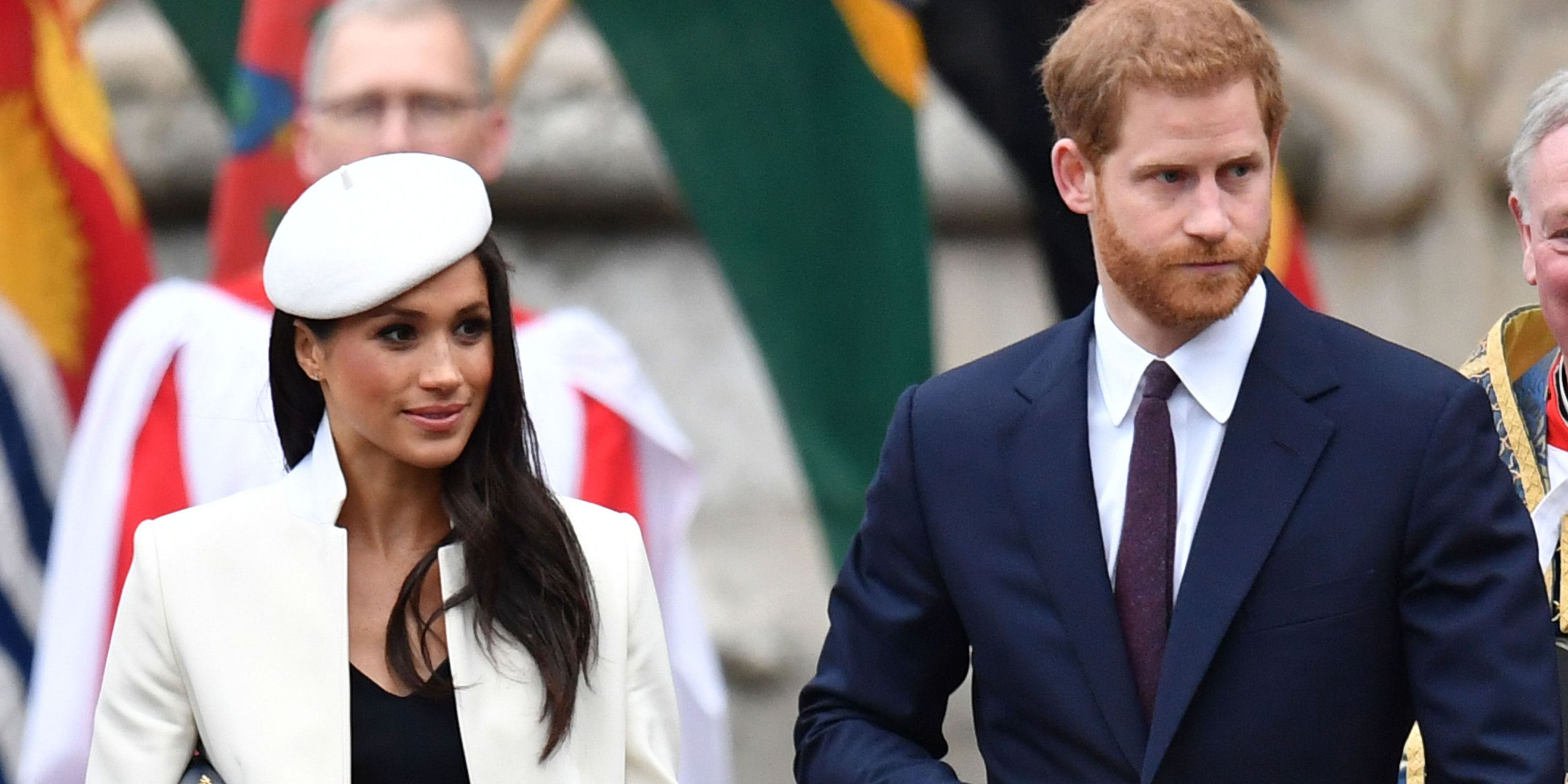 Kensington Palace Responds to Reports That Meghan Markles Dad Wont Be at the Royal Wedding