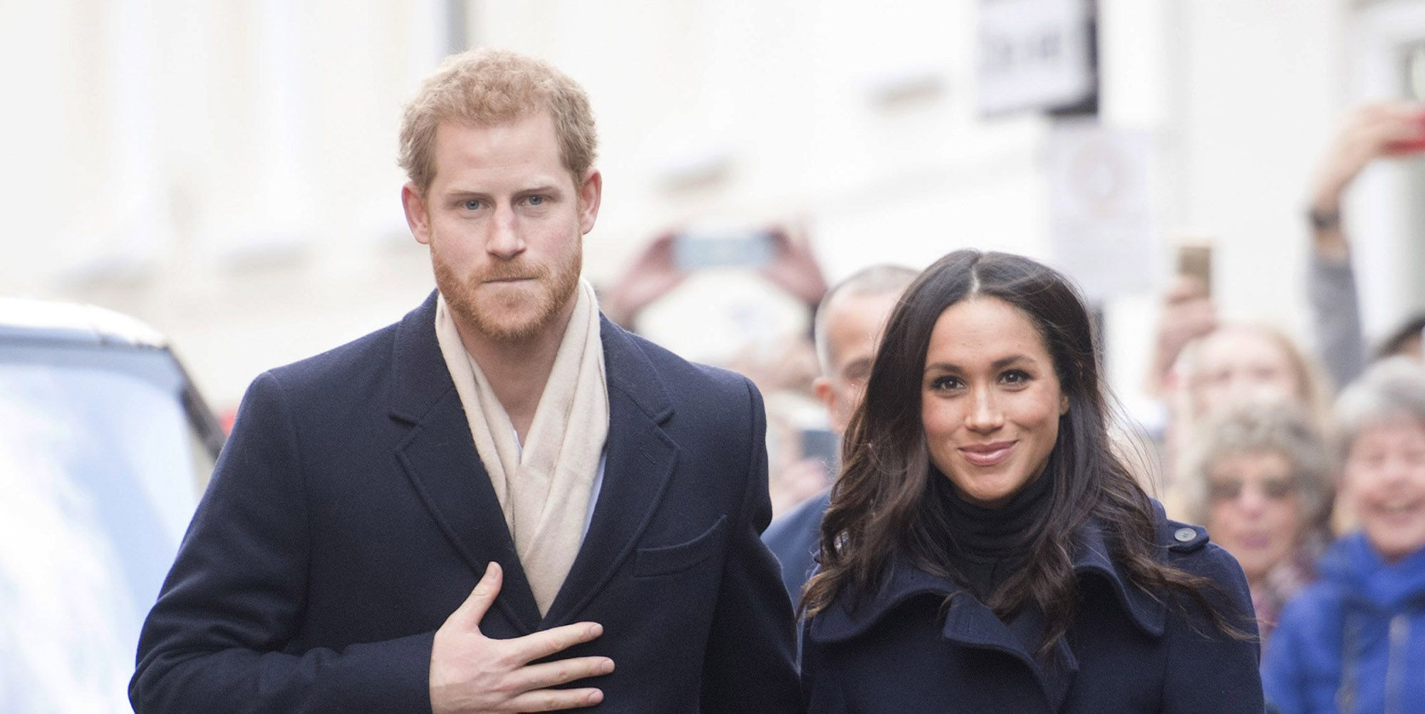 Prince Harry And Meghan Markle Donate $112,000 To Coronavirus Relief